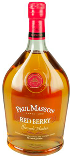 Paul Masson Brandy Grande Amber Red Berry 1.75l